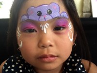 Teddy Bear Face Paint